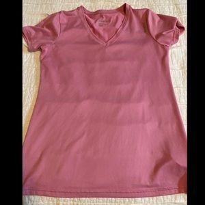 Reebok Speed Pink Women Shirt- Small